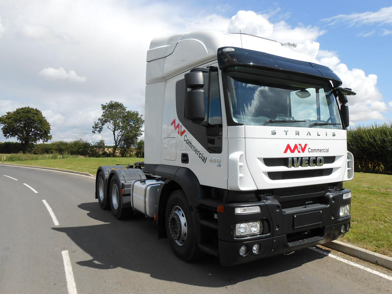 Laurie dealer s used truck of the week 21 2 13 for Commercial motor used trucks