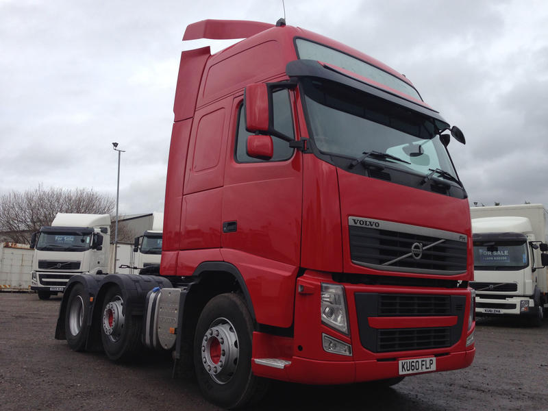 Laurie dealer s latest used truck of the week is a volvo for Commercial motor used trucks