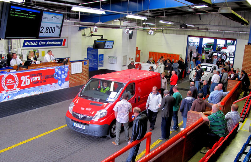 British Car Auctions sign up with Arval | Commercial Motor