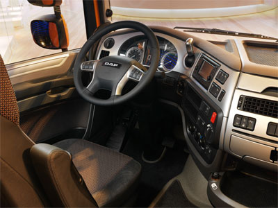 IAA Hannover 2012: Daf unveils new XF | Commercial Motor