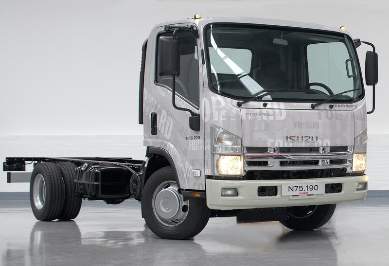 Captivating Stuart Chalmers, Ring Road Garage MD, Says The Current Isuzu Truck Range Is  Popular In Local Area, Especially At 7.5 Tonnes. U201cThis Appointment Gives  Our ...