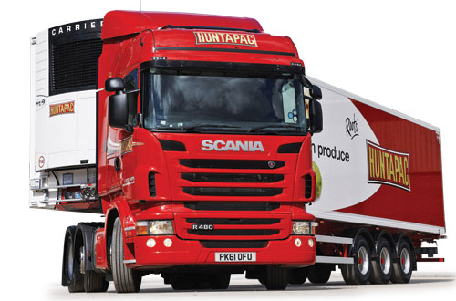 purchasing a used scania r series truck commercial motor rh commercialmotor com Scania Engine Model Scania Truck Engines
