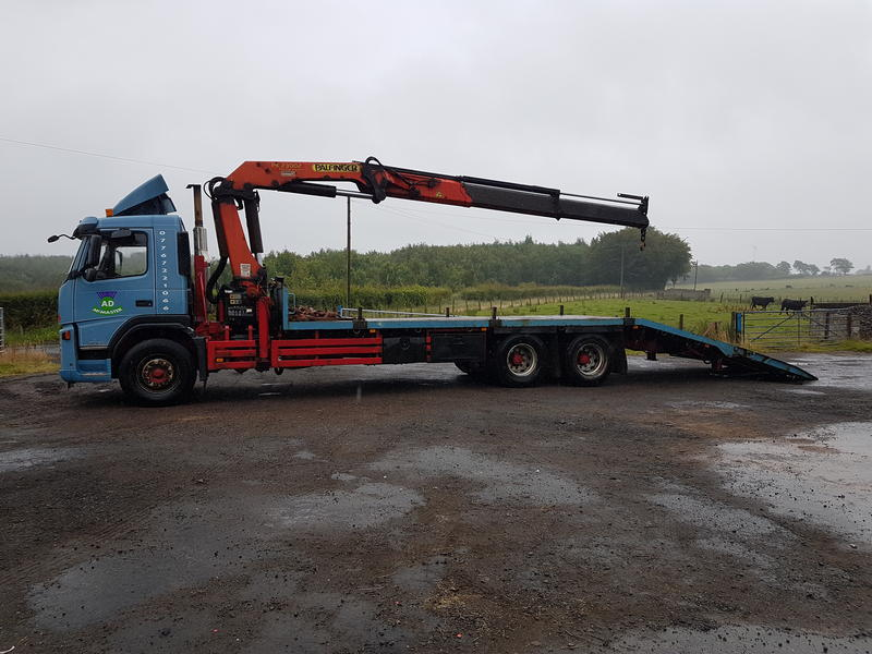 VOLVO FM9 54 REG WITH ANDOVER | 547941 | Commercial Motor