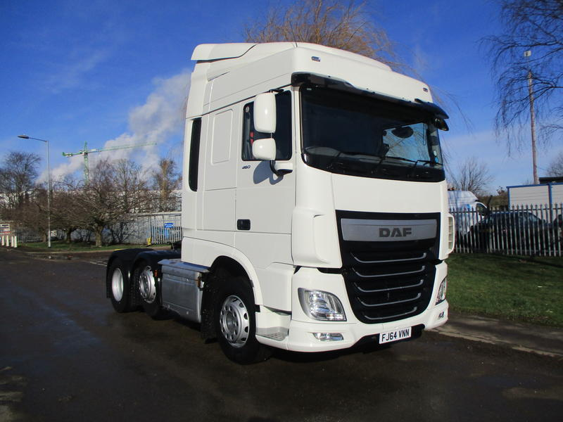 2014 (64) DAF FTGXF-460 Space Cab FIRST CHOICE