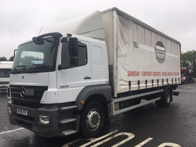 Mercedes benz trucks axor 2008 commercial motor for Mercedes benz commercial trucks