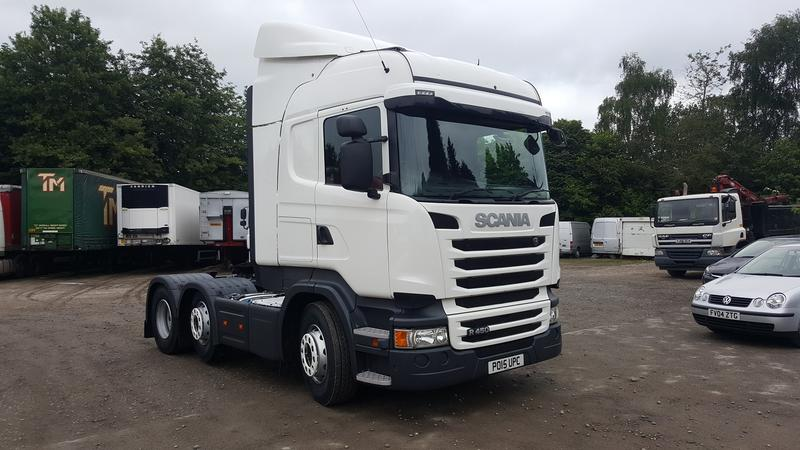 Scania - R450 Highline 6x2 Mid Lift/Steer, Opticruise - AS NEW