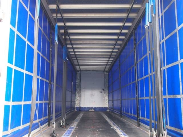 2014 Montracon ENXL Rated 13.6m Triaxle Curtainside Trailers