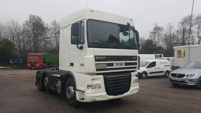 2011 DAF - XF105 460 Spacecab