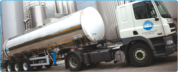 Stainless Steel Road Tankers - Milk Reload tankers - FOR RENT