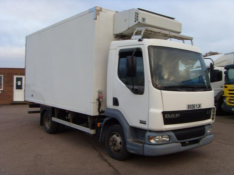 DAF LF 45-150, 2006, 16ft 7inch Insulated Box Body