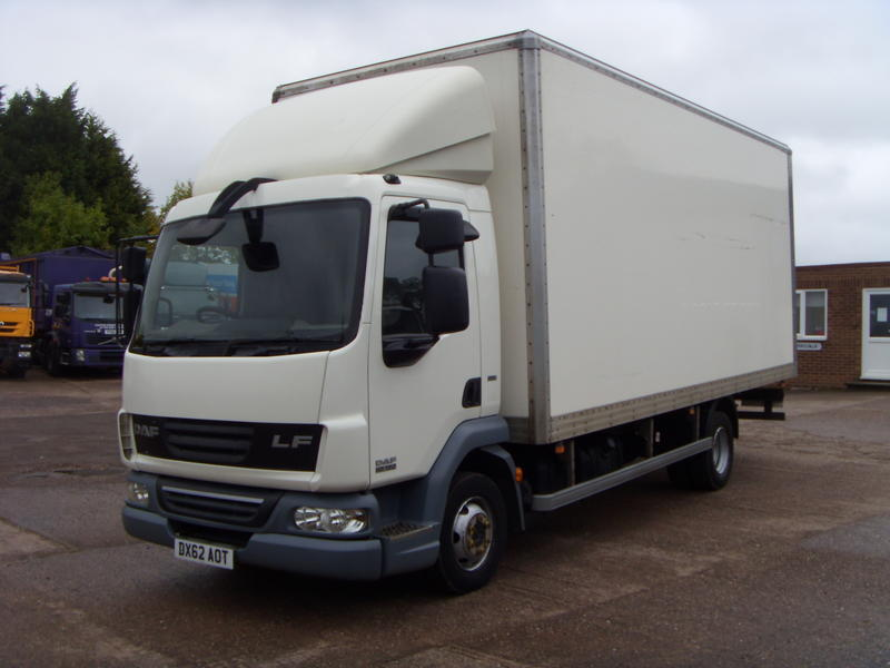 DAF - LF45-160, 2012, 20ft Box Body, ONLY 271000 Kms