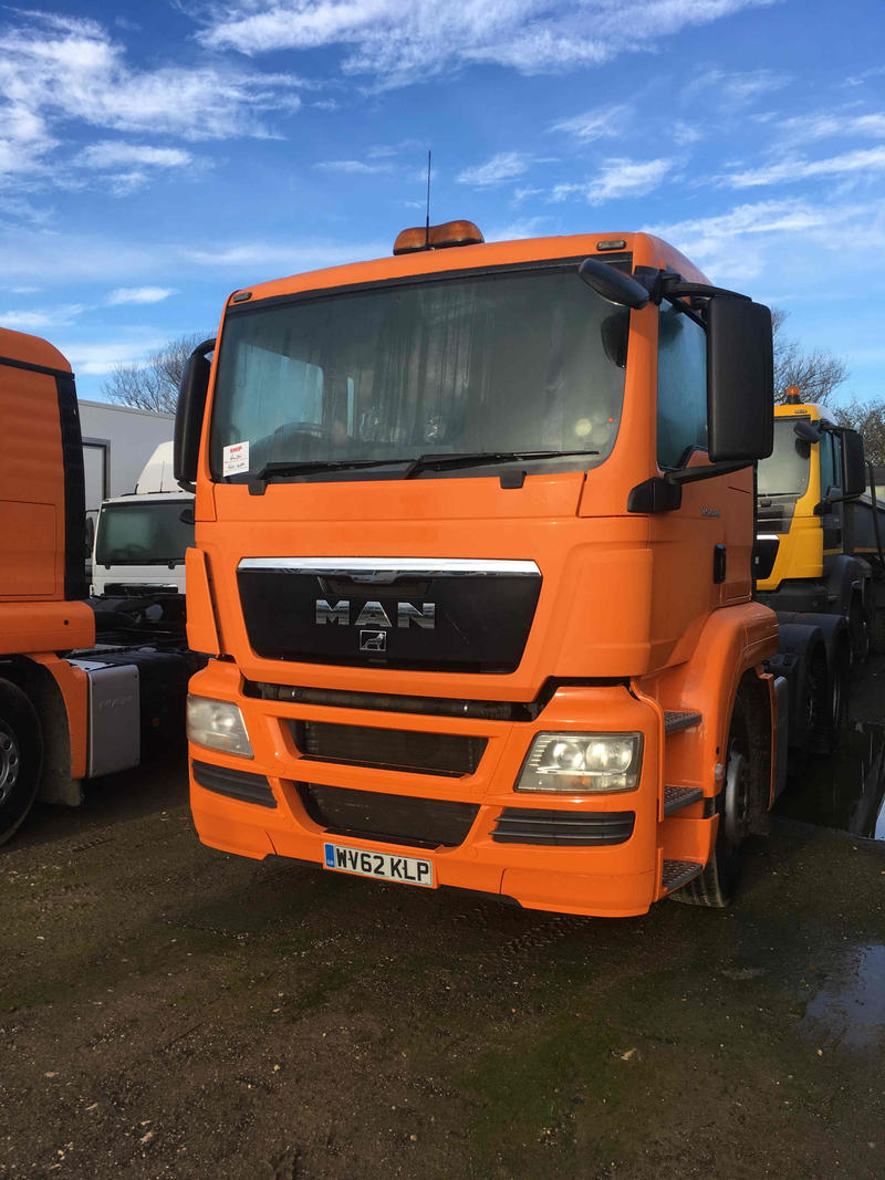 MAN TGS 26.440 6x2 midlifts