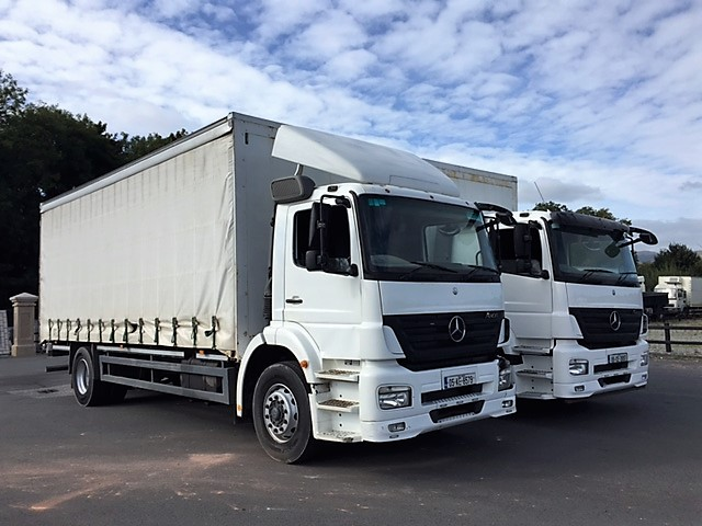 Mercedes-Benz Trucks - Axor - 2005