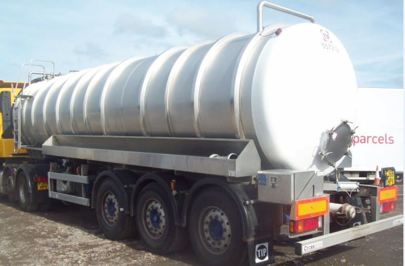 Crossland Tankers - All Trailers - 2010