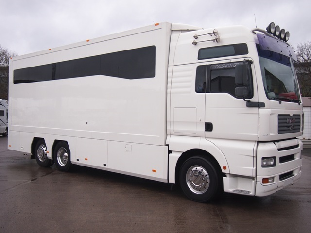 MAN TG-A 26.360 International Motorhome