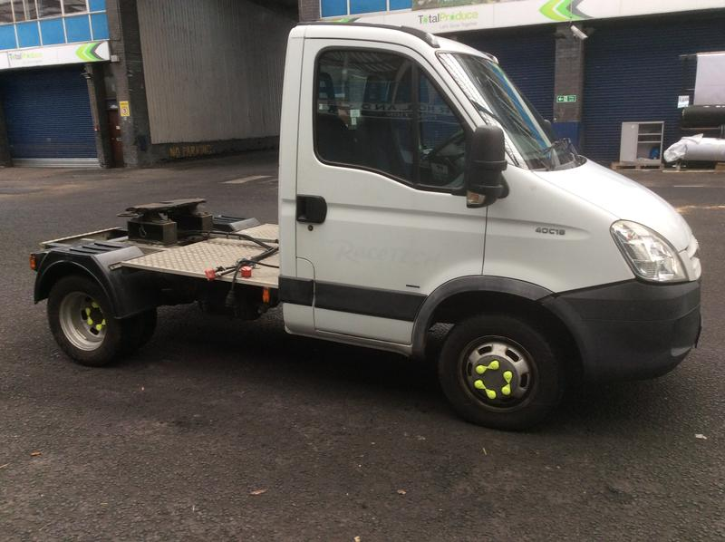 IVECO DAILY ARTIC 40C18
