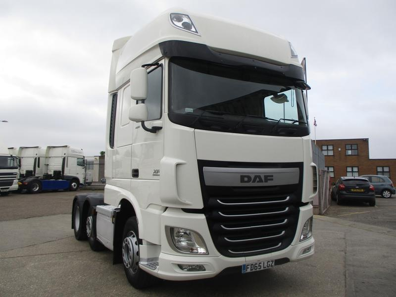 2015 (65) DAF FTGXF-460, Super Space Cab