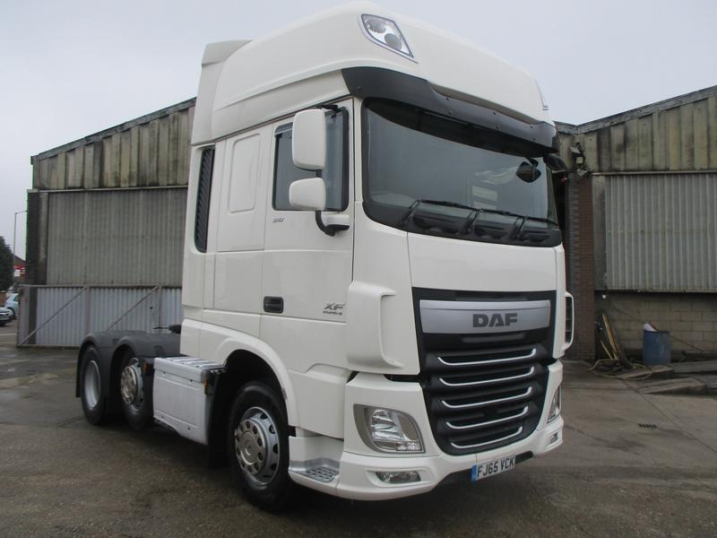 2015 (65) DAF FTGXF-510, Super Space Cab