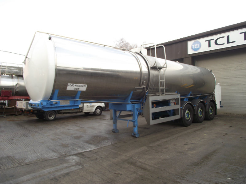 2003 TCL Farm Collection Milk Tanker