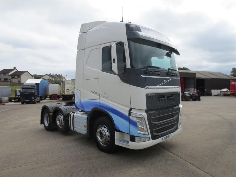 Volvo - FH13 - 2015