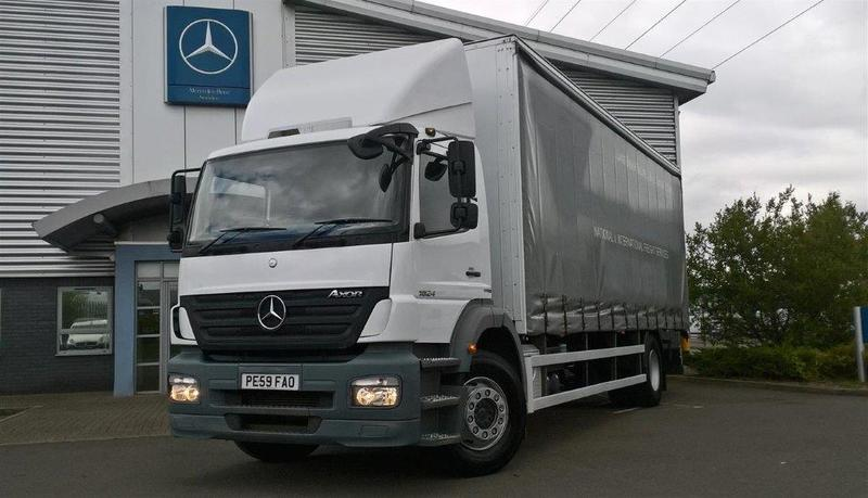 Mercedes-Benz Trucks - Atego - 2009