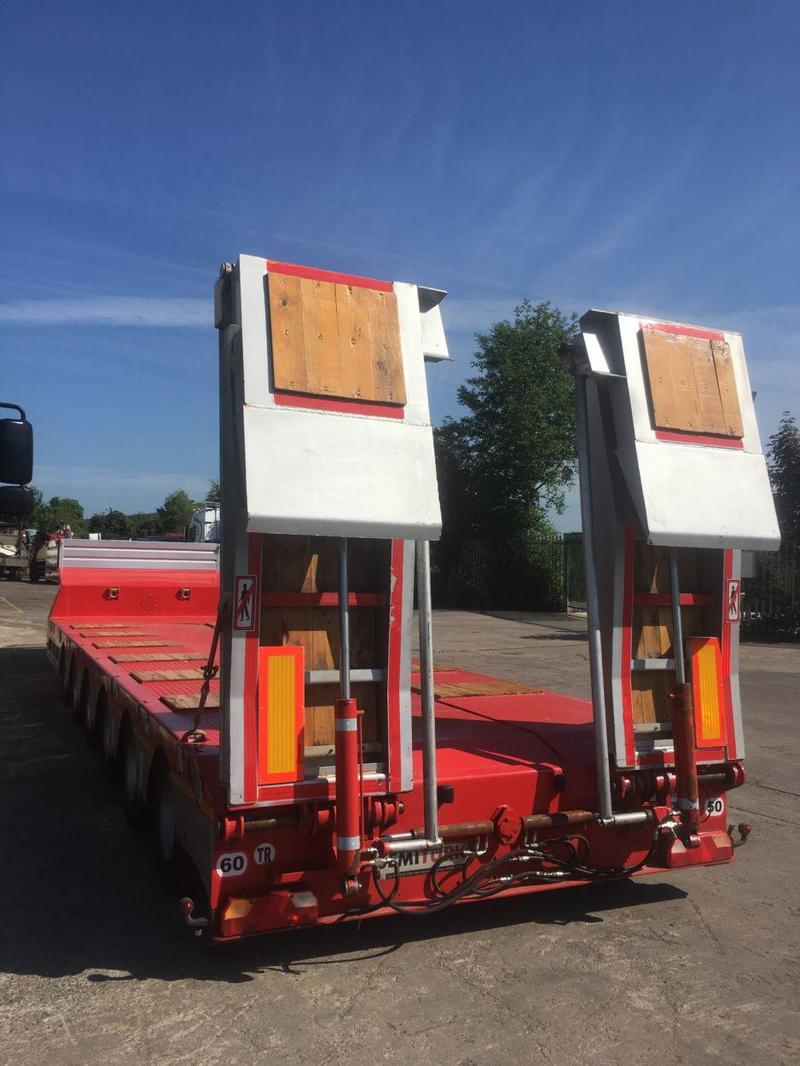 6 AXLE LOW-LOADER