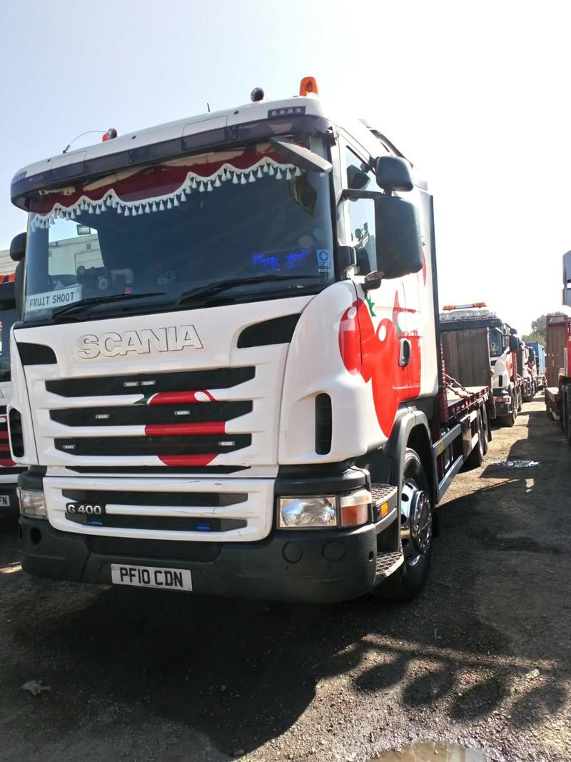 Scania G400 26T Beavertail (Choice of three)