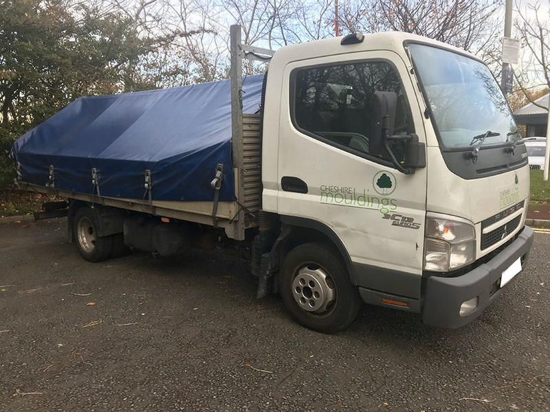 Fuso Canter 3c13 (YGY)