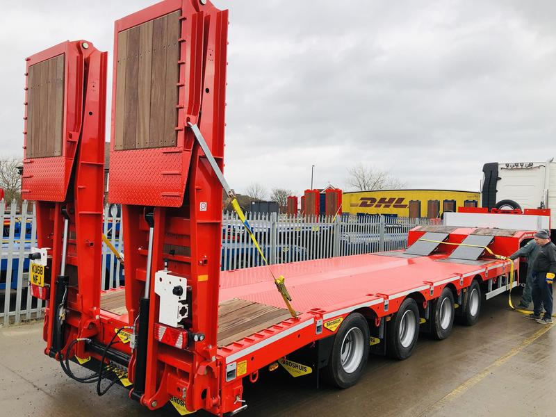 Stock specialist trailers