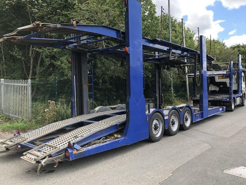2006 DAF CF 430 FITTED TRANSPORTER ENGINEERING
