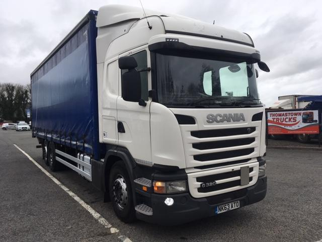 Scania - G-Series - 2013