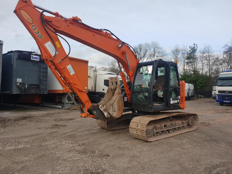 2014 Hitachi ZX 135US 4392 HRS