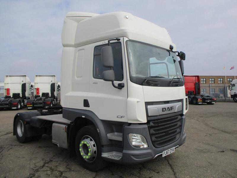 2017 (67) DAF FTCF-450 Space Cab
