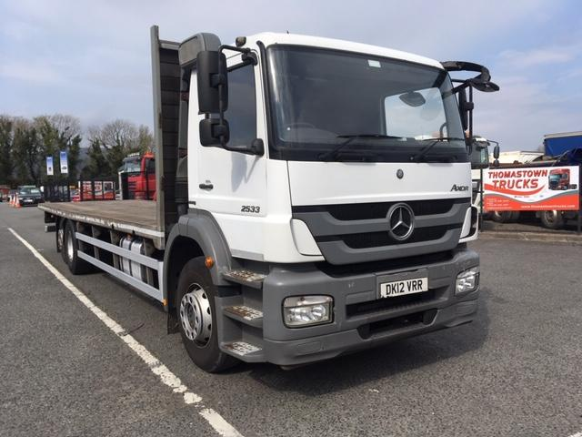 Mercedes-Benz Trucks - Axor - 2012