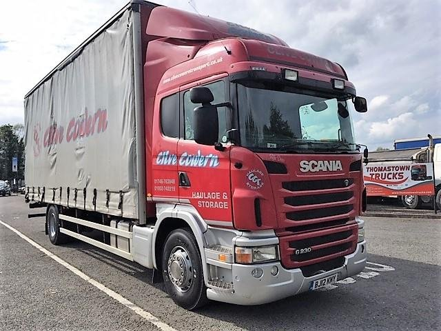Scania - G-Series - 2012