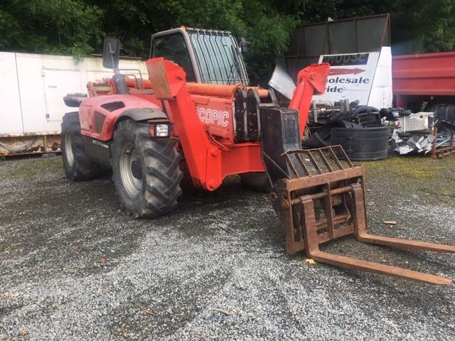 Manitou - All Specialist Vehicles - 2007
