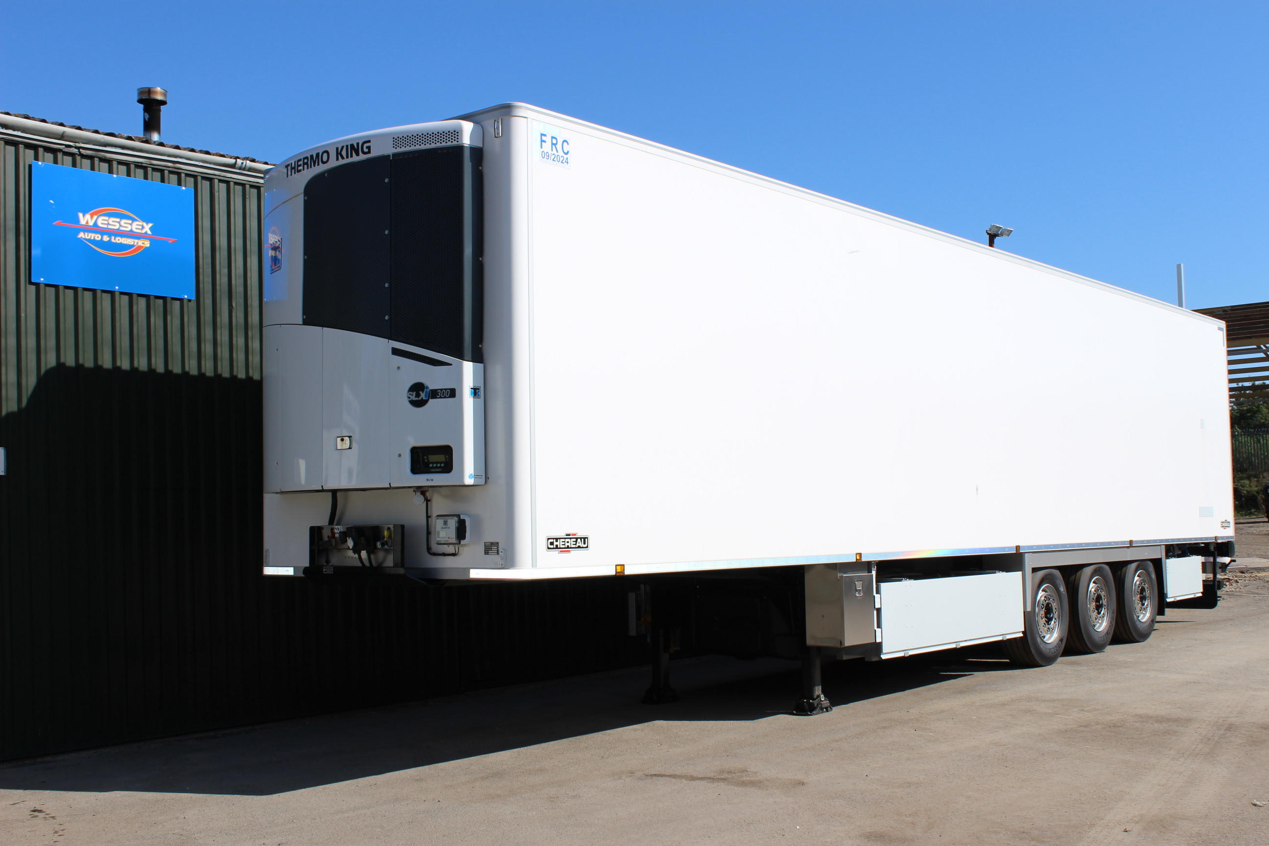 Chereau - Unused 2018 Mega Spec