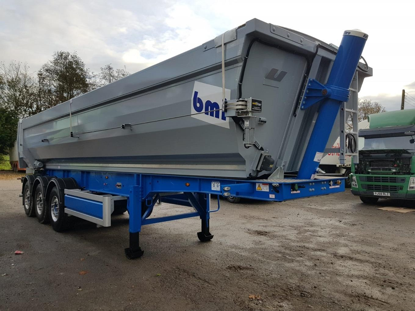 NEW BMI 40CuYd Alloy Aggregates