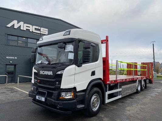 Scania (2020) P320 6 x 2 Rigid Beavertail