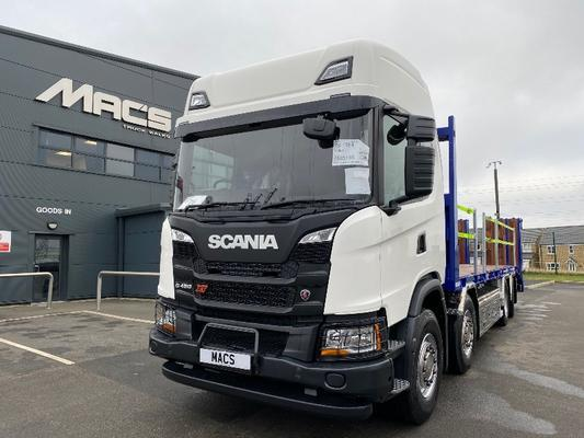 Scania (2020) G450 8 x 2 Rigid Beavertail