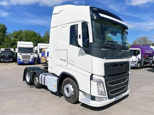 2149 VOLVO FH 500 6X2 EURO 6 LOW RIDE