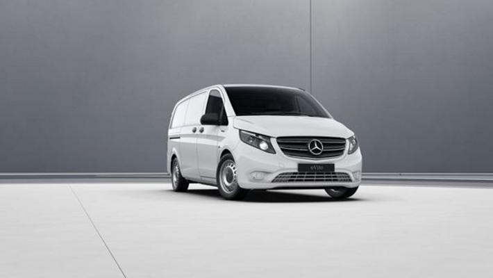 Mercedes-Benz eVito PROGRESSIVE L2 MY21 - SAVE 6,299.84 - Inc FREE Home Charger Worth 549