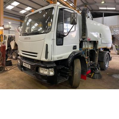 IVECO 150E21 ROAD SWEEPER 2006