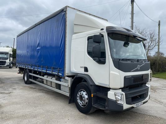 Volvo FE320 18 Tonne Curtainsider For Sale