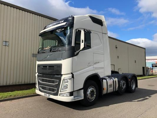 VOLVO FH 500 4.10 WHEELBASE TWIN LINE HYDRALICS