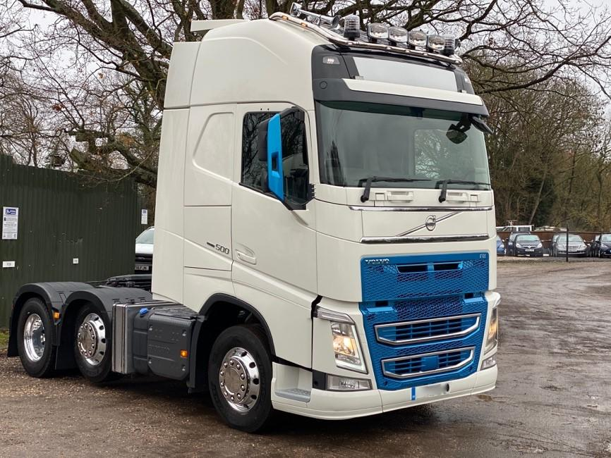 Volvo - FH - 2017