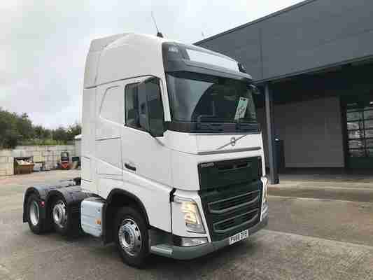 Volvo FH 500 Globetrotter XL Mid Lift, P.T.O. Prepped