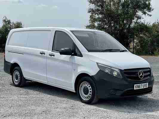 2017 Mercedes Vito 114   Low Miles   Low Rate Finance