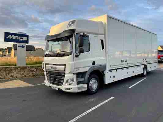 DAF (2017) CF250 18T With New 5 Container Body