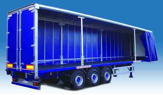 MONTRACON CURTAINSIDERS